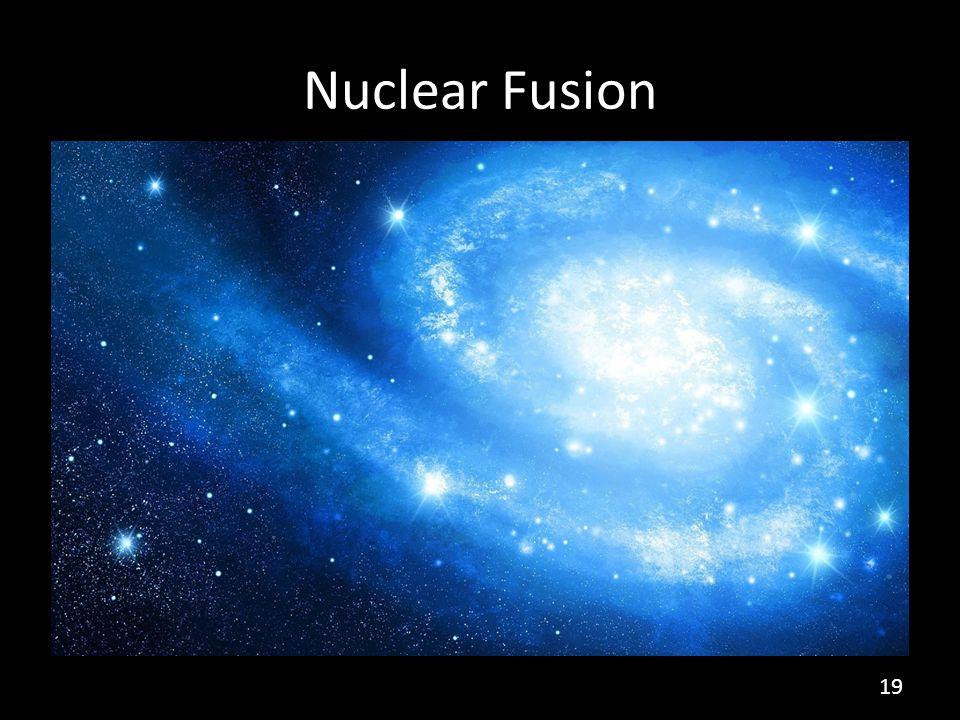 Nuclear Fusion 19