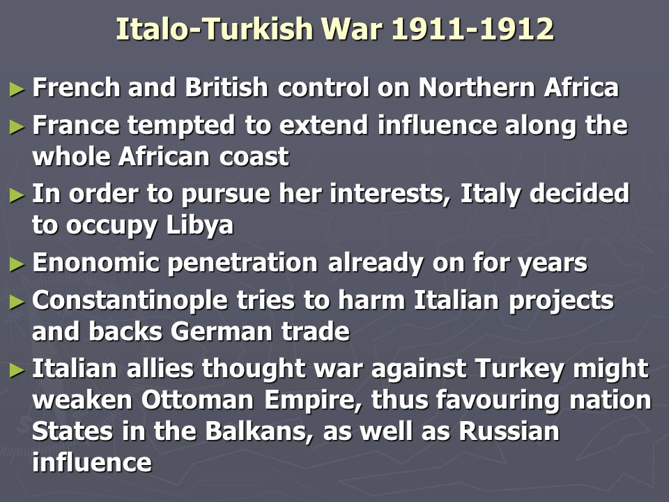 The aftermath ► Crispi resigned ► October 1896 treaty of peace: negus acknowledged Italian sovereignty on Eritrea, but treaty of Wuchale was abrogated