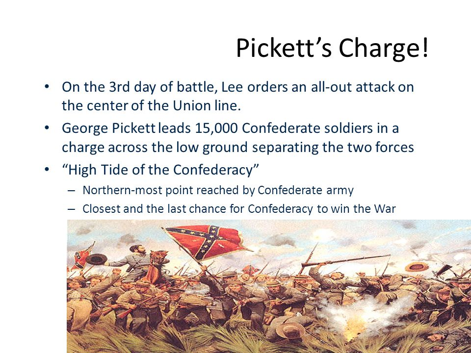 Pickett's Charge.
