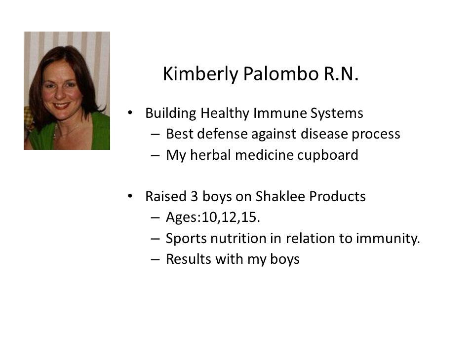 Kimberly Palombo R.N.