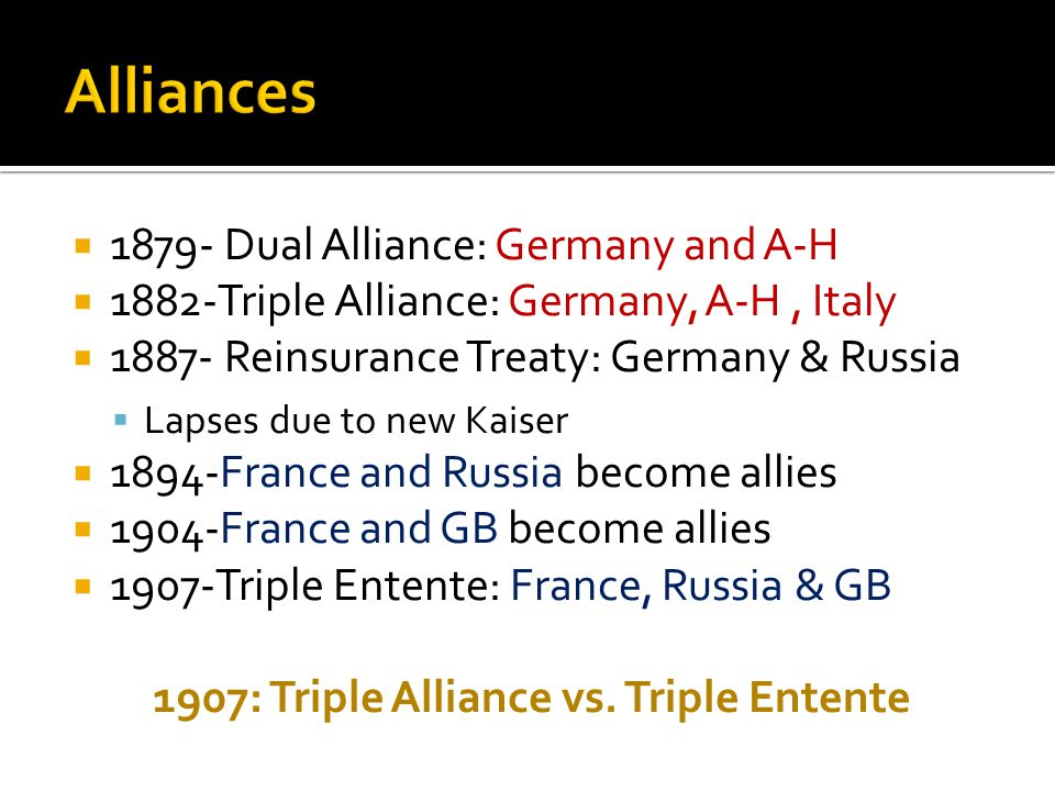  GOAL: Allies use new member –Italy– to gain supply access to Russia  Use Italy as stepping stone into Ottoman territory  Campaign a failure  Russia remains isolated