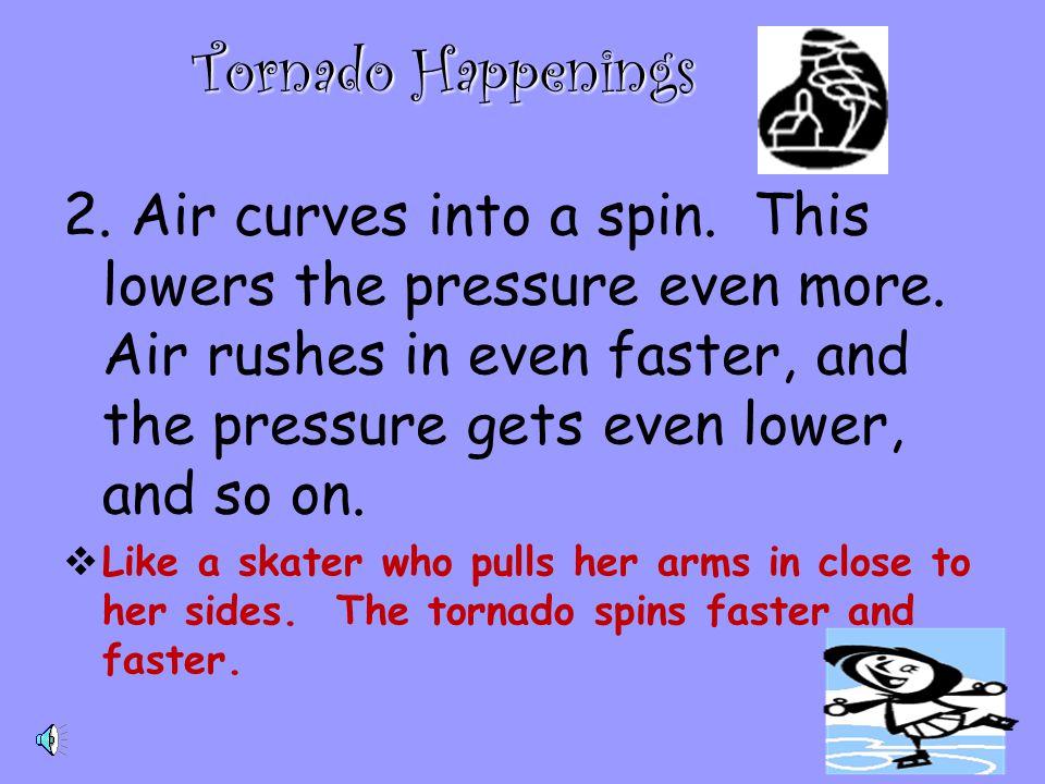 Tornado Happenings 1.
