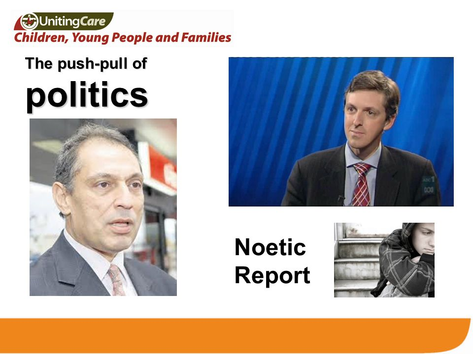 The push-pull of politics Noetic Report