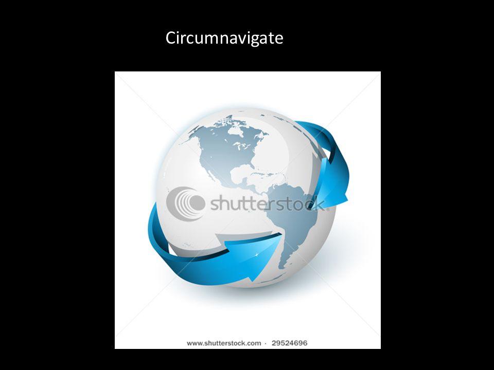 Circumnavigate