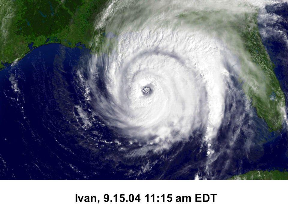 Ivan, 9.15.04 11:15 am EDT
