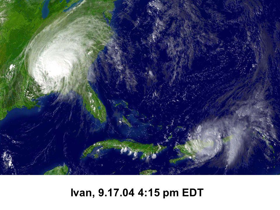 Ivan, 9.17.04 4:15 pm EDT