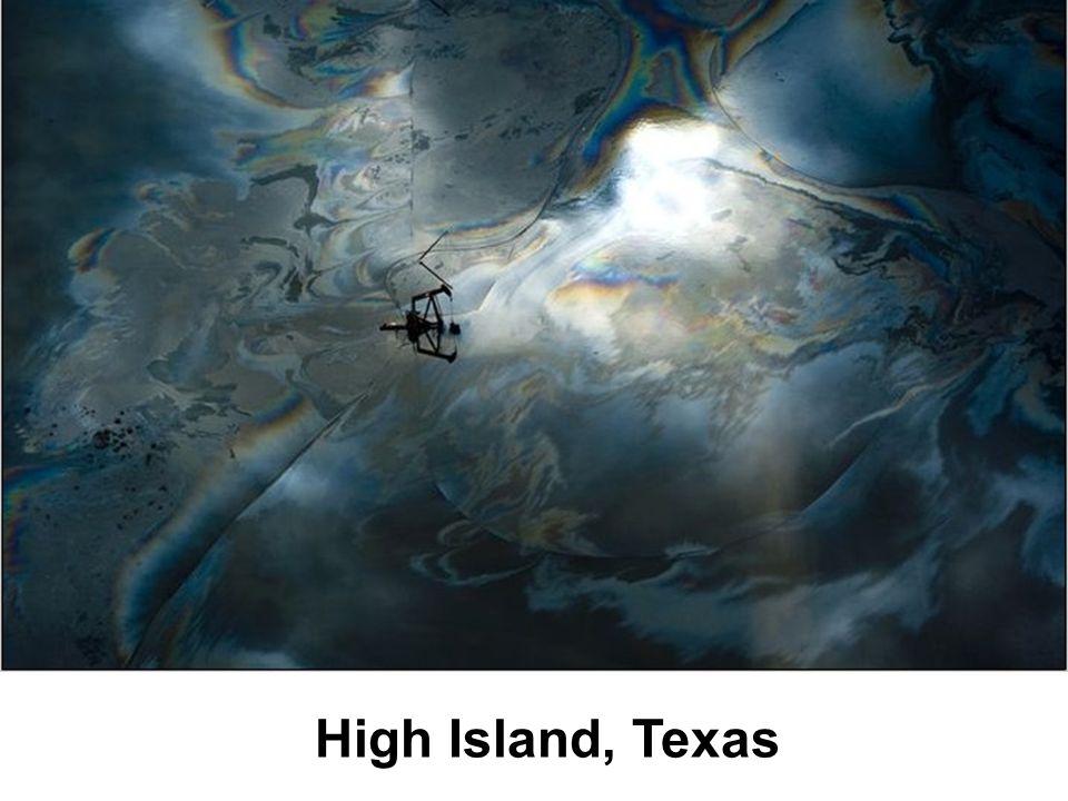 High Island, Texas