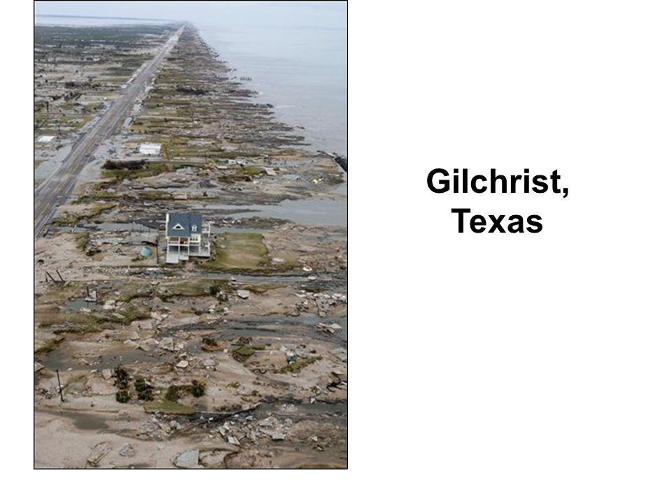 Gilchrist, Texas