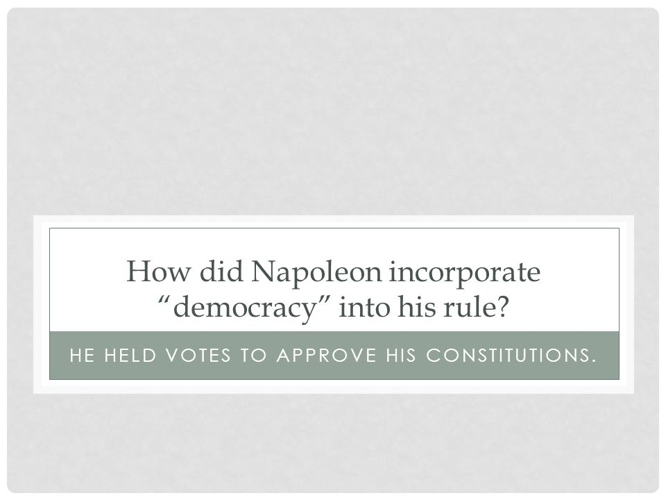 WHY DID NAPOLEON ENACT THE CONTINENTAL SYSTEM.