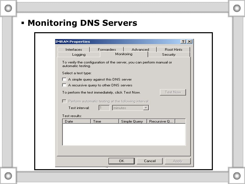  Maintaining DNS Zones