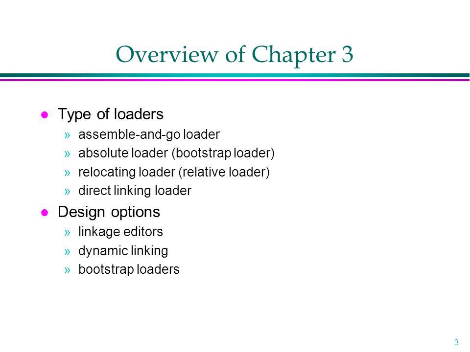 14 Program Linking Example
