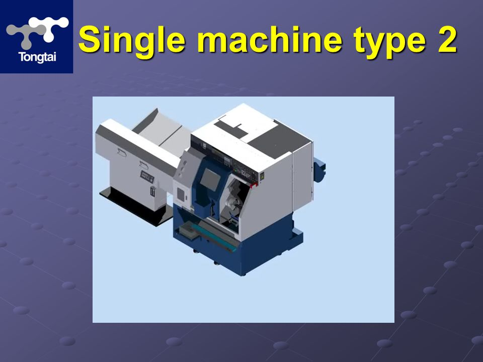 Single machine type 2