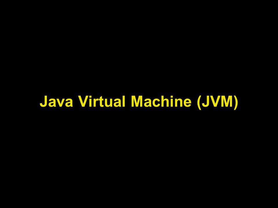 Java Virtual Machine (JVM)