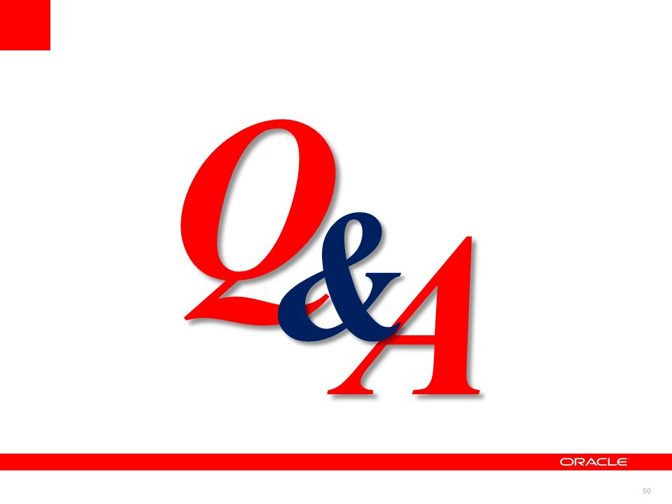 50 A Q &