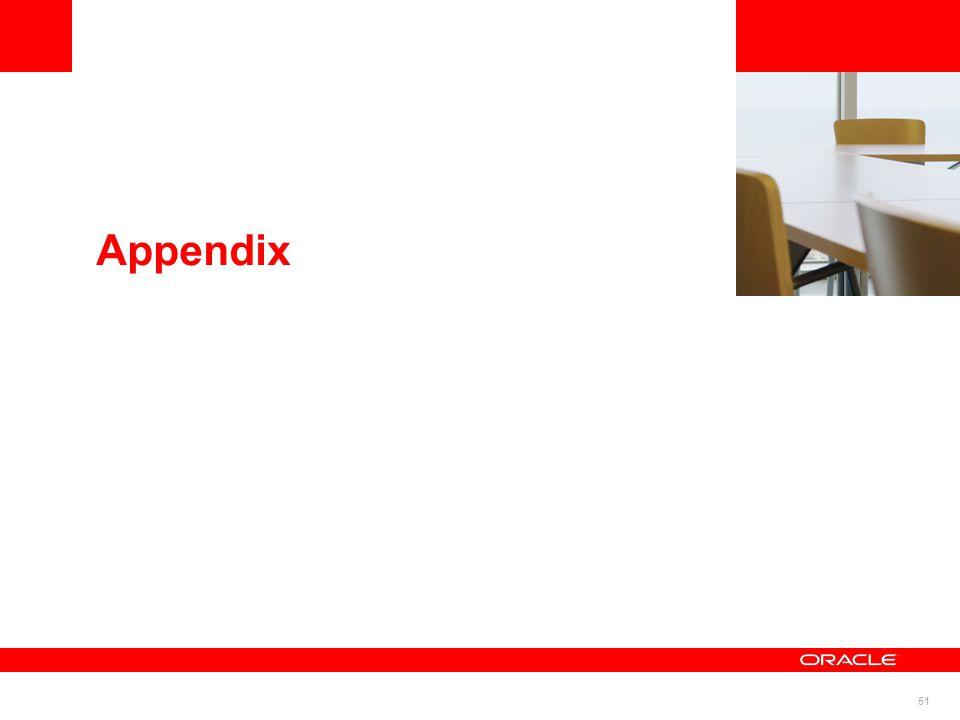 51 Appendix