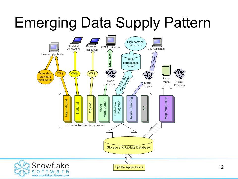 12 Emerging Data Supply Pattern