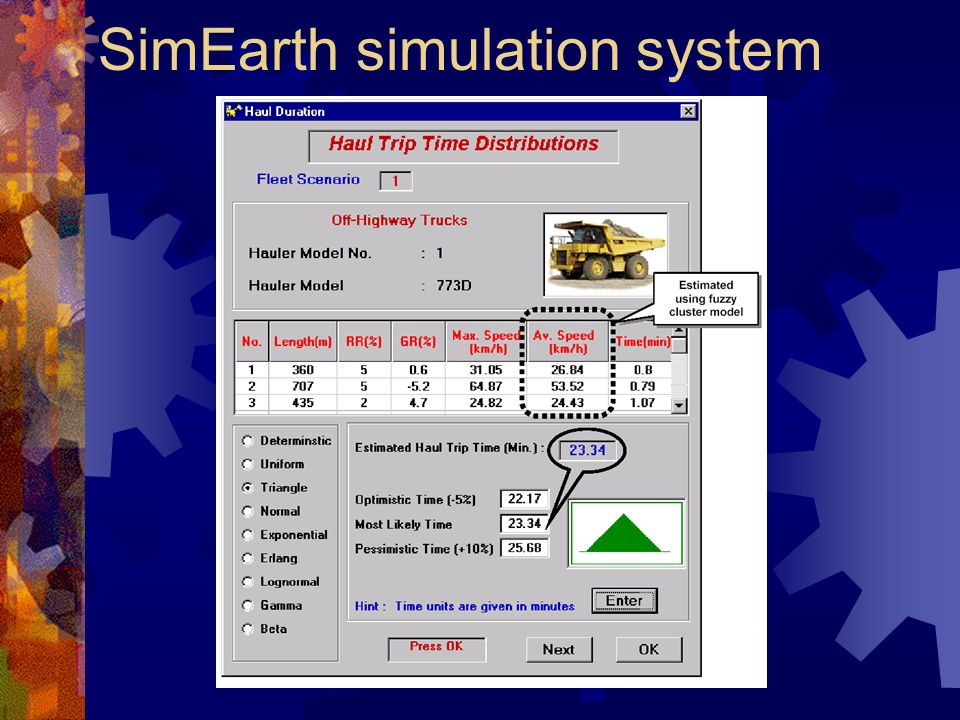SimEarth simulation system