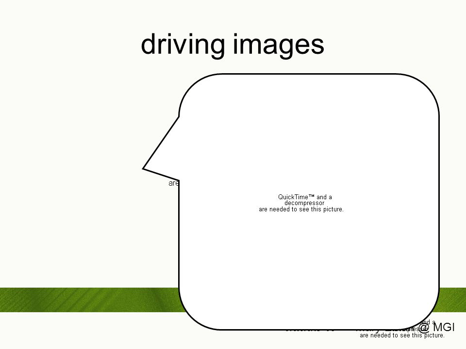 driving images