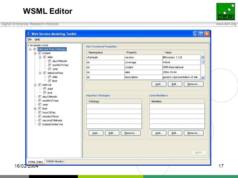 16/02/200417 WSML Editor