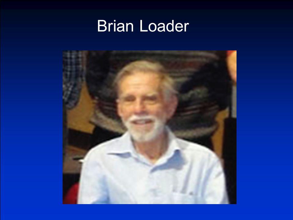 Brian Loader