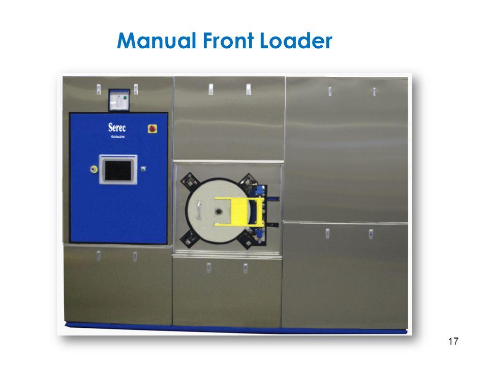 17 Manual Front Loader