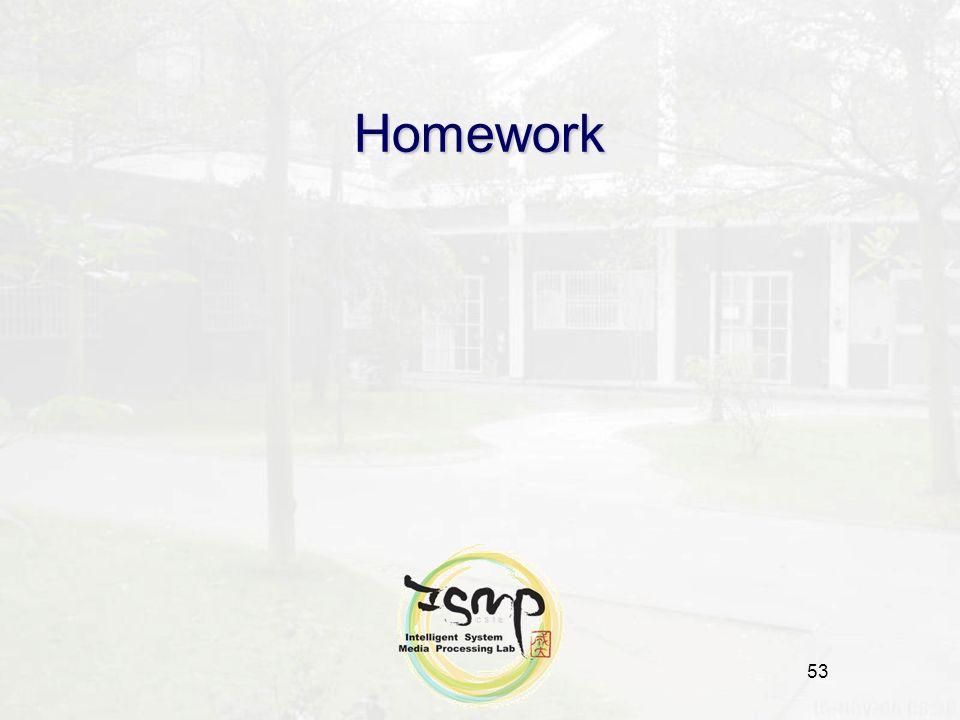 53 Homework