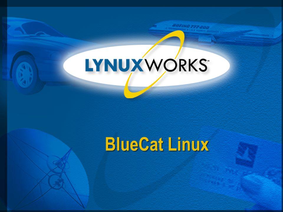 BlueCat Linux
