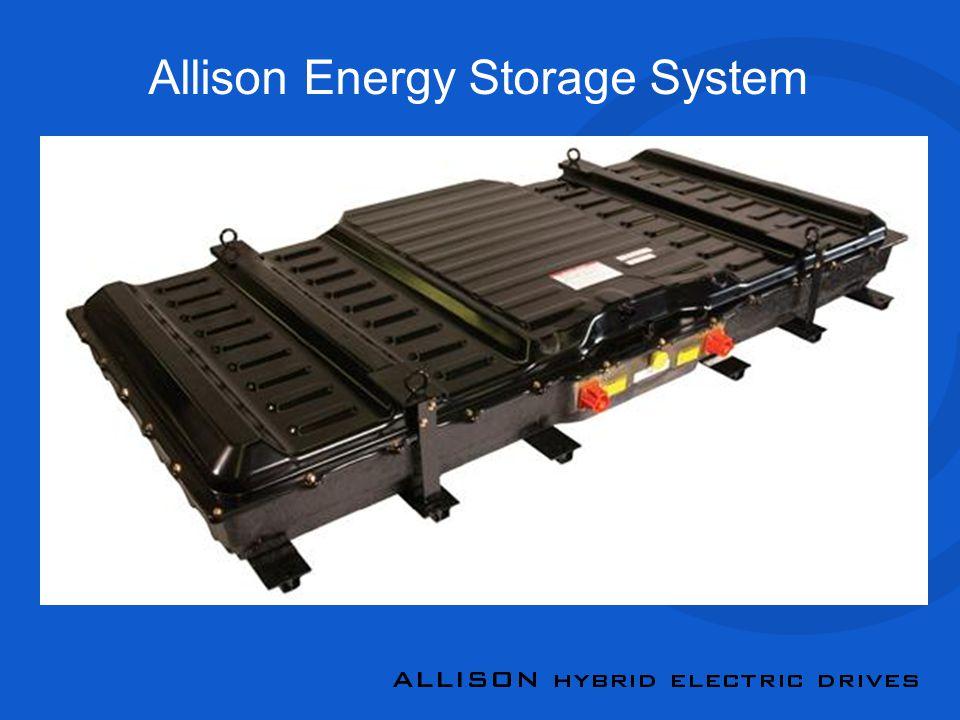Allison Energy Storage System