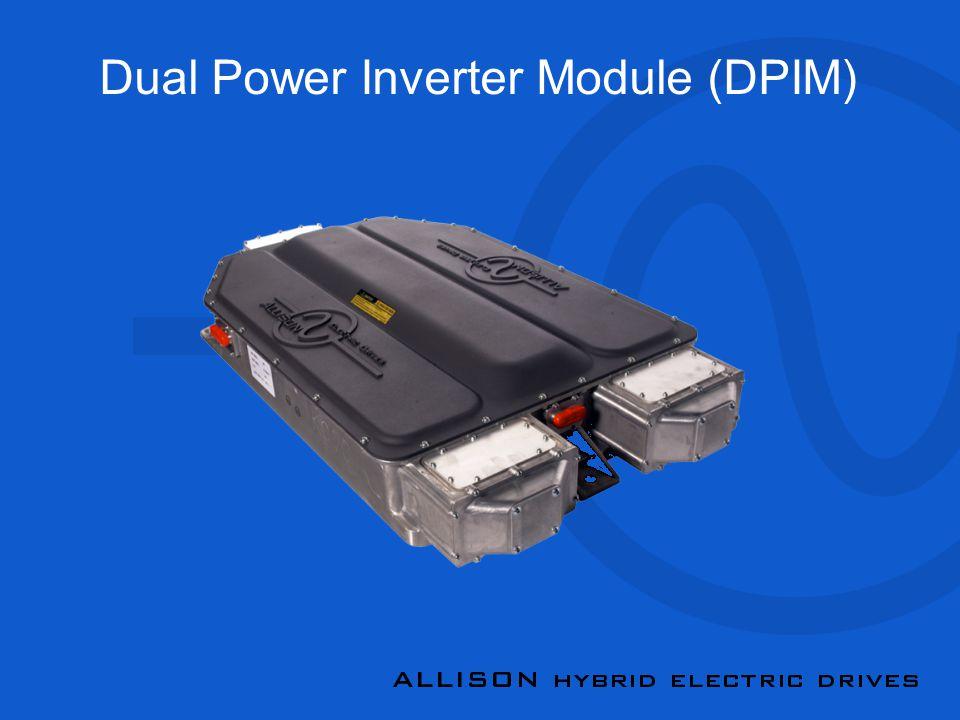 Dual Power Inverter Module (DPIM)