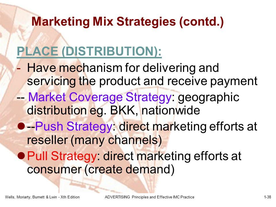 marketing mix strategy vegemite