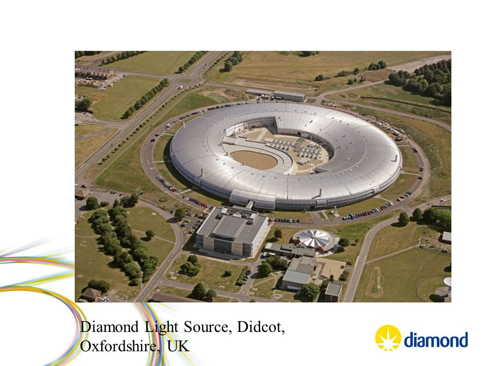 Diamond Light Source, Didcot, Oxfordshire, UK