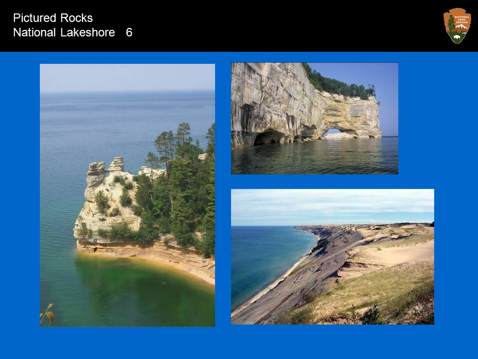 Soy Hydraulic Fluid Dump Trucks (3) Snow Plows (4) Backhoe/loaders (2) Vehicle Lifts (2) Pictured Rocks National Lakeshore 27