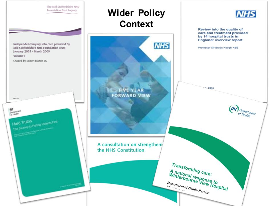 Wider Policy Context