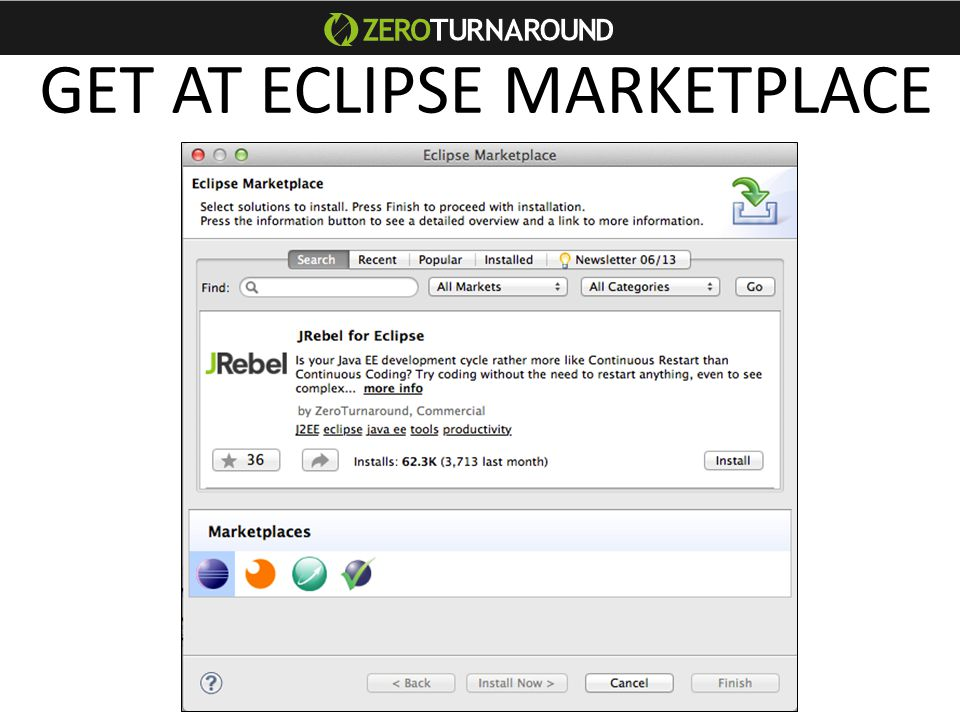 GET AT ECLIPSE MARKETPLACE