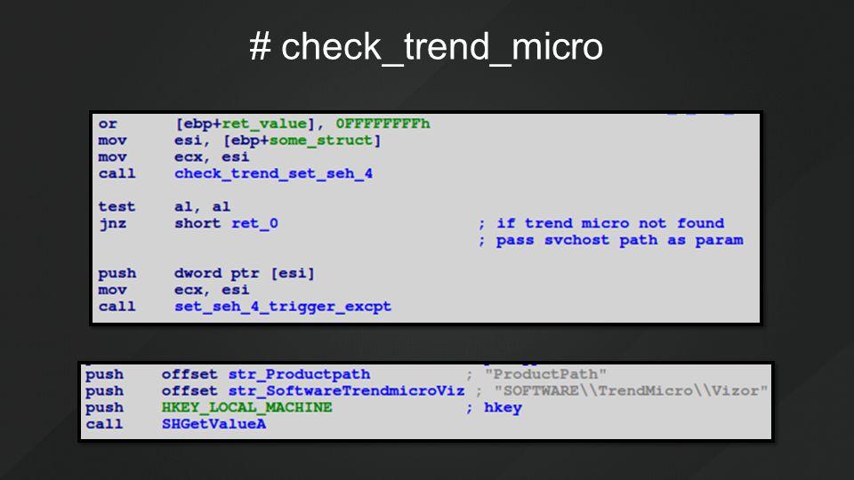 # check_trend_micro