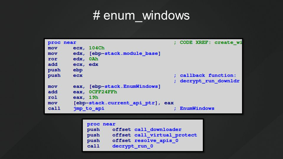 # enum_windows
