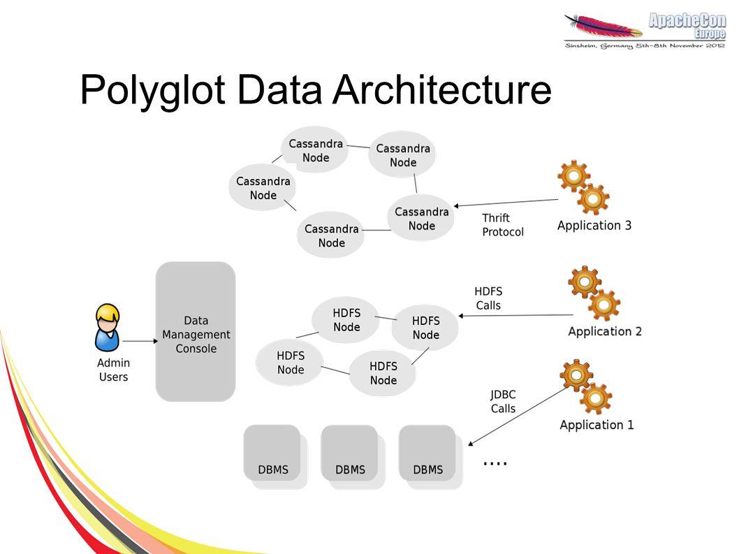 Polyglot Data Architecture
