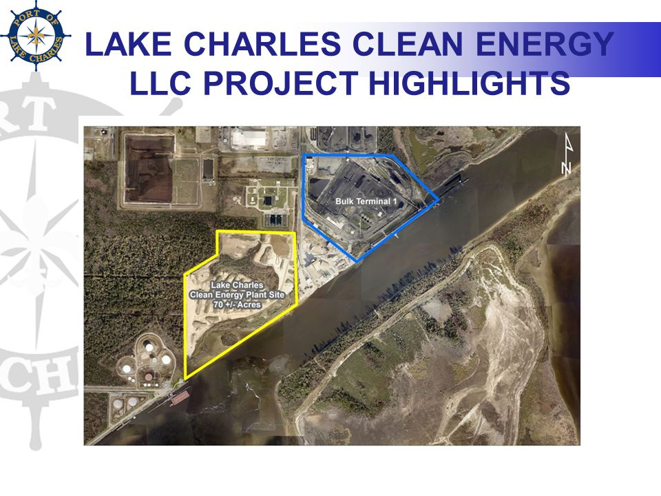 LAKE CHARLES CLEAN ENERGY LLC PROJECT HIGHLIGHTS