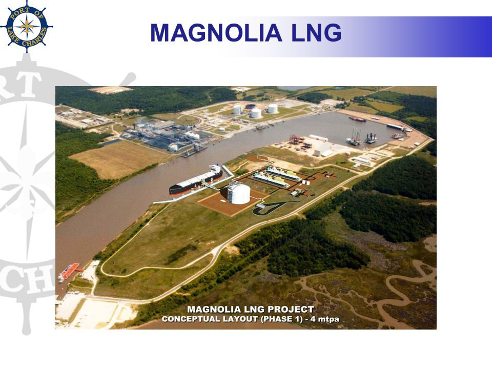 MAGNOLIA LNG