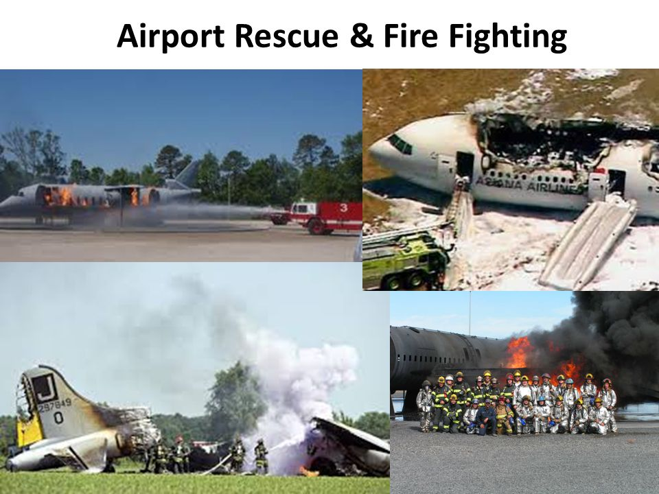 Airport Rescue & Fire Fighting