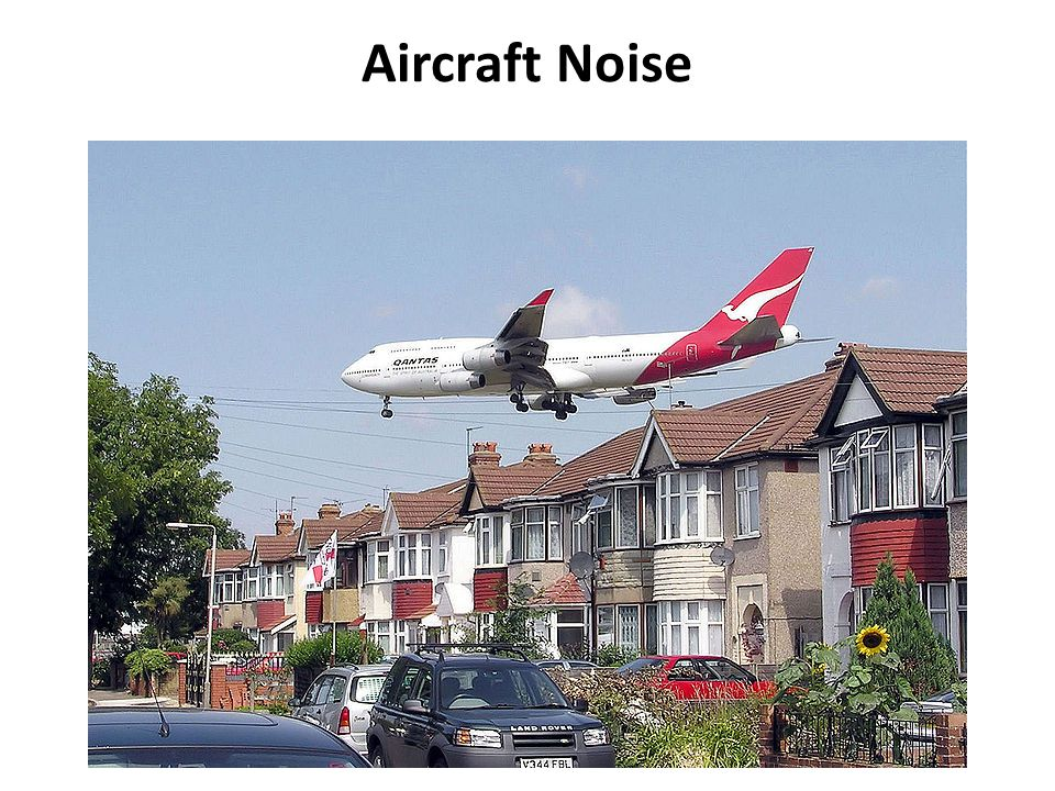 Aircraft Noise