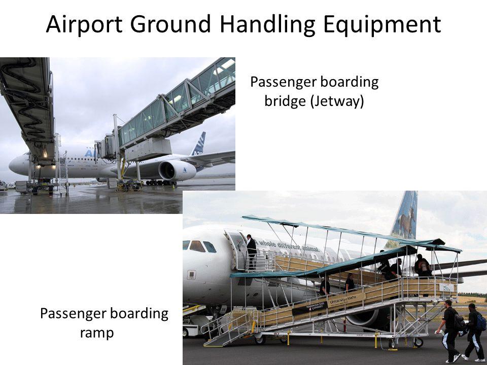 Airport Ground Handling Equipment Passenger boarding bridge (Jetway) Passenger boarding ramp