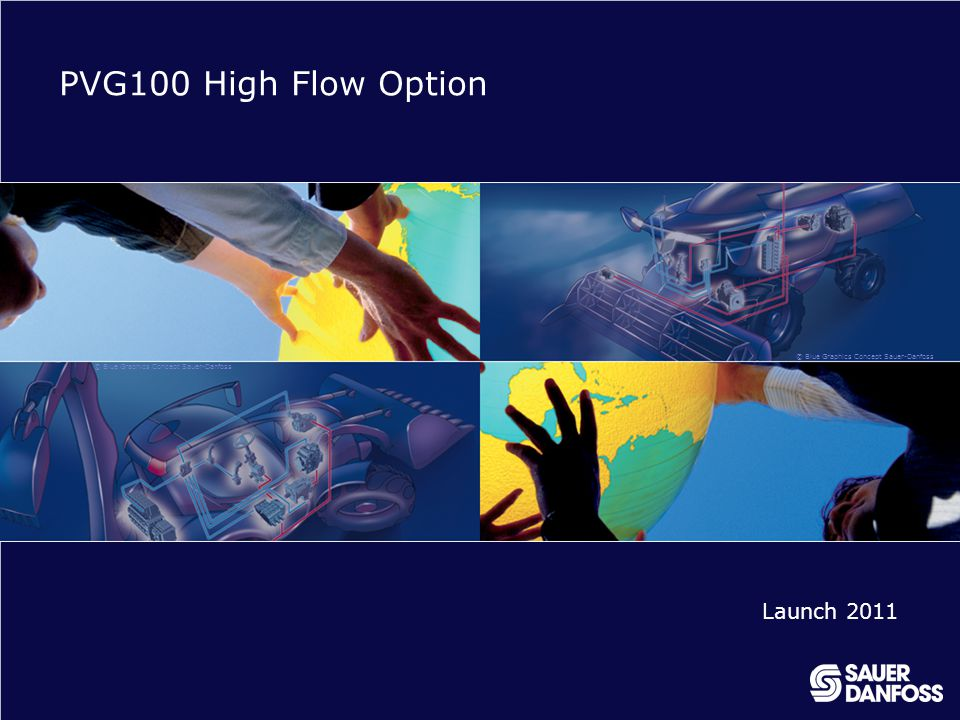 2 PVG100 High Flow Option Content Market Trend Introduction Unique product features and benefits Applications and Success Stories Summary