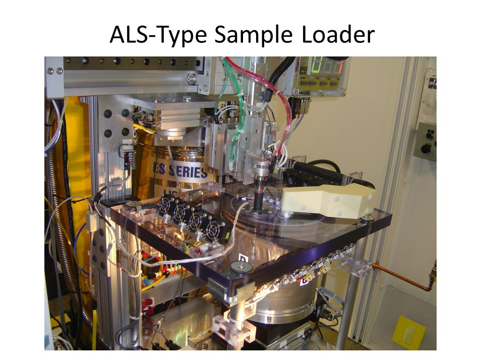 ALS-Type Sample Loader