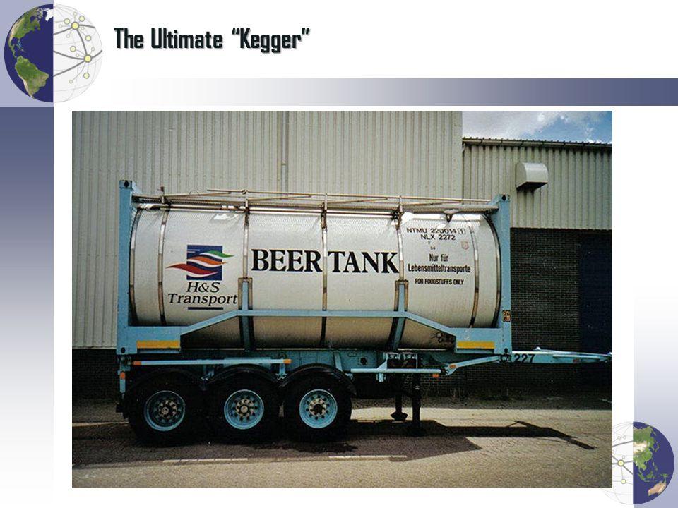 """The Ultimate """"Kegger"""""""