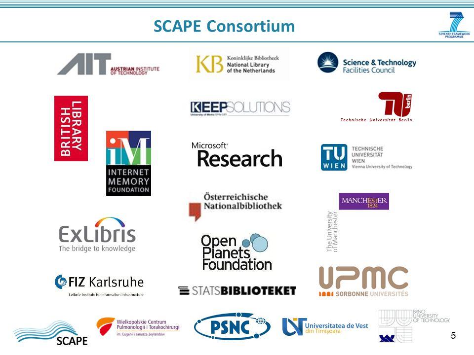SCAPE Consortium 5