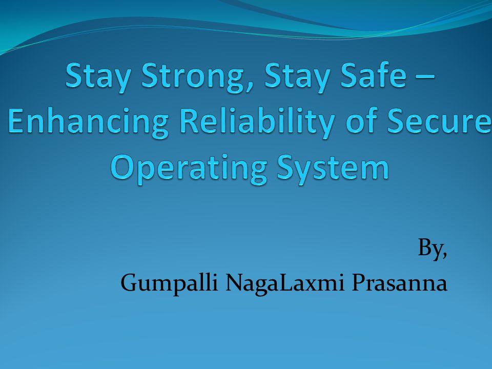 By, Gumpalli NagaLaxmi Prasanna