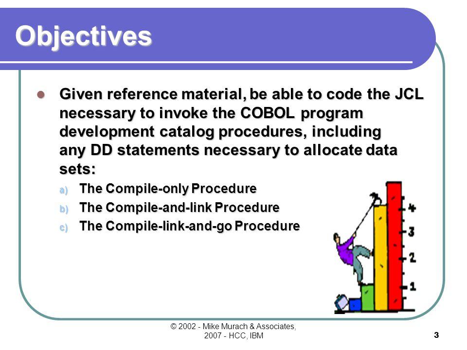 © 2002 - Mike Murach & Associates, 2007 - HCC, IBM13 End Presentation