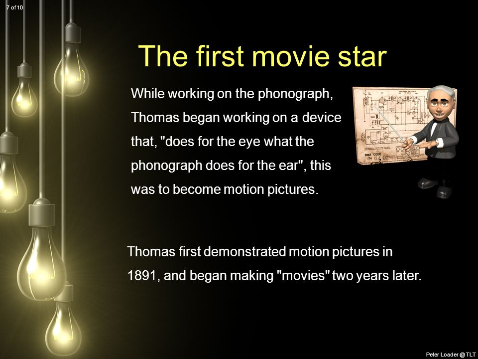 Was Thomas Edison a genius.This is what he had to say about it…..