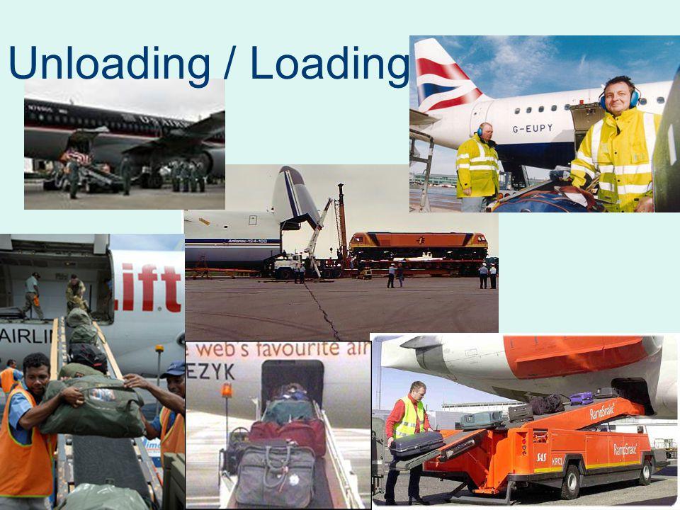 Unloading / Loading